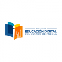 Logotipo del Instituto de Educación Digital del Estado de Puebla